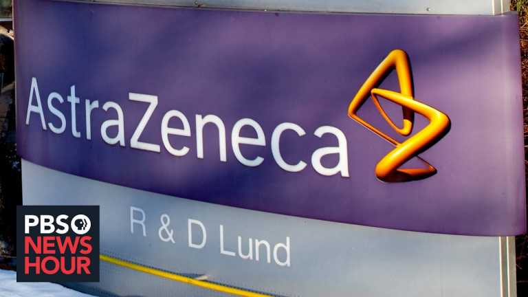 News Wrap: AstraZeneca reports promising results on a COVID-19 vaccine