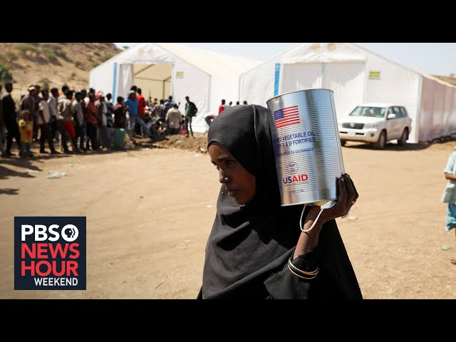 Ethiopia: A growing humanitarian crisis, threats to regional stability