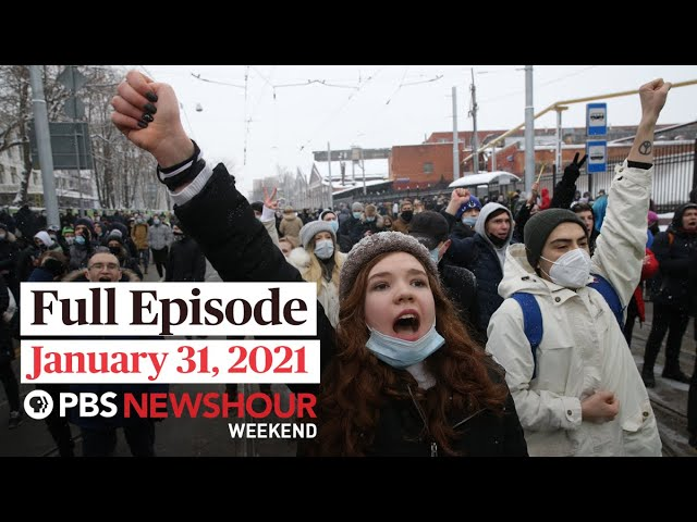 PBS NewsHour Weekend Full Episode January 31, 2021