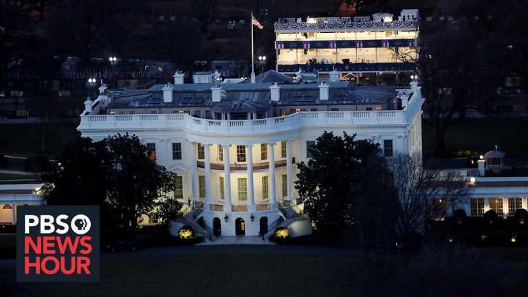 As Trump considers pardons, Democrats push for his impeachment trial