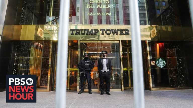 Trump leaves office facing mounting debt, devalued assets and scarcity of willing lenders