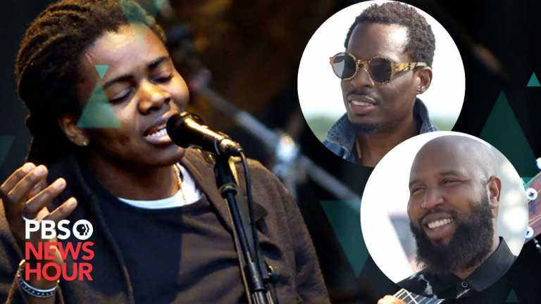 WATCH: Songwriters Louis York on how Tracy Chapman is helping them through the pandemic