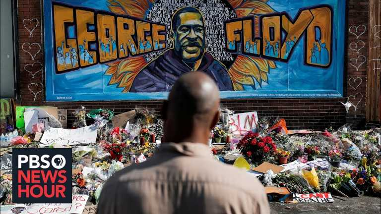 Six months after George Floyd's death, what has changed in Minneapolis?