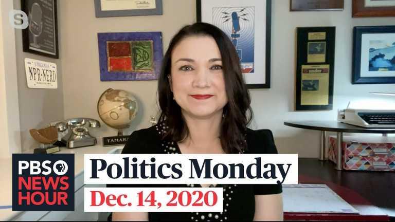 Tamara Keith and Amy Walter on Biden's leadership after Trump
