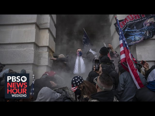 Capitol riot: The 'third world' trope offends, misreads history