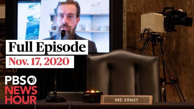 PBS NewsHour West live episode, Nov. 17, 2020