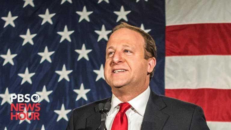 WATCH: Colorado Governor Jared Polis gives coronavirus update — November 13, 2020