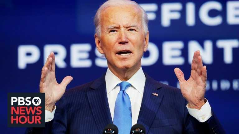 WATCH LIVE: Biden discusses executive actions on climate change, job creation, scientific integrity