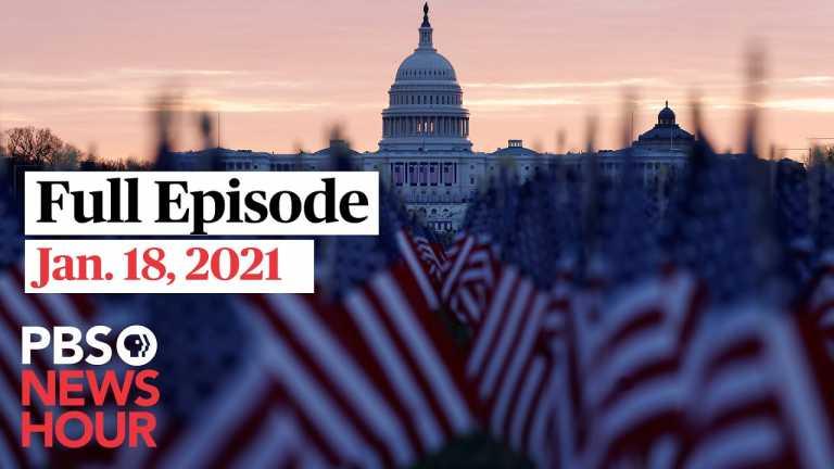 PBS NewsHour full episode, Jan. 18, 2020