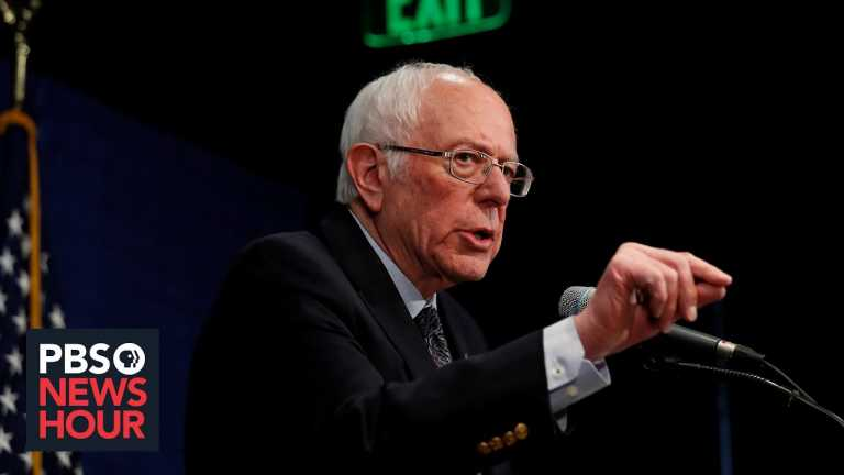 Sanders on disappointing election results for Democrats in Congress