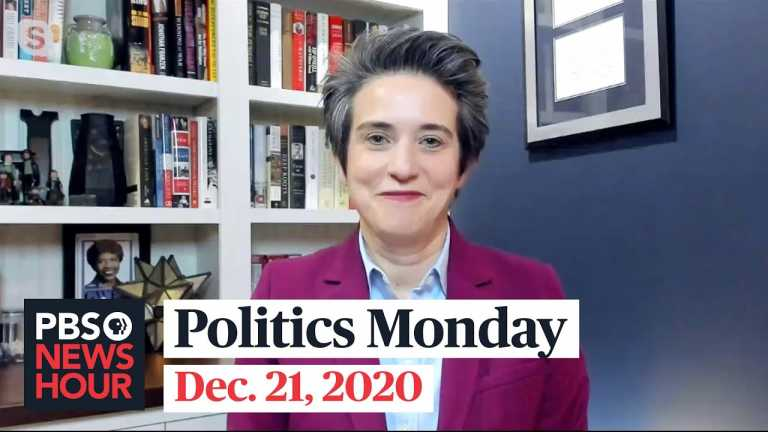 Tamara Keith and Amy Walter on what an economic aid bill means for Biden