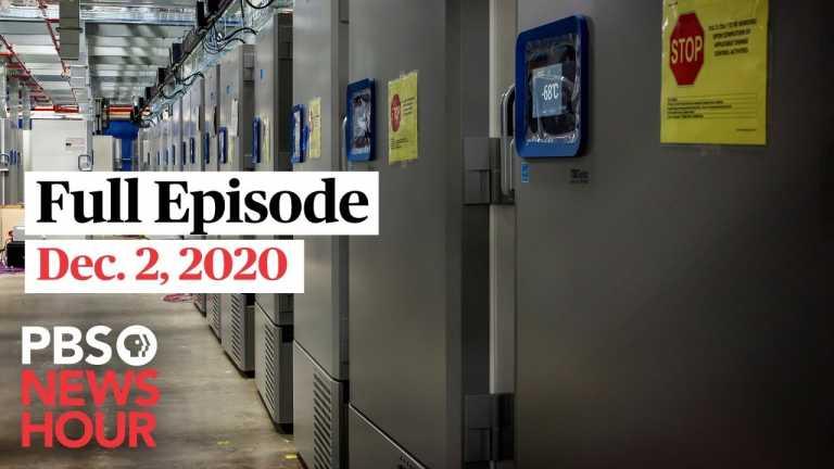 PBS NewsHour West live episode, Dec. 2, 2020