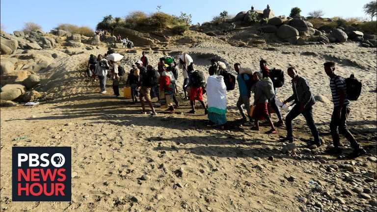 News Wrap: Attacks imminent on Ethiopia's rebel-held region
