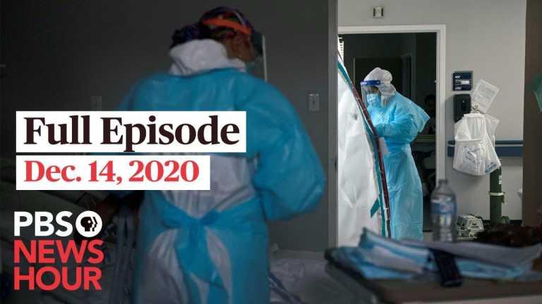 PBS NewsHour West live episode, Dec. 14, 2020