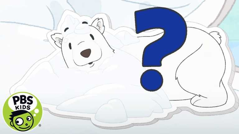 Elinor Wonders Why | Why is a Polar Bear's Fur White? | PBS KIDS