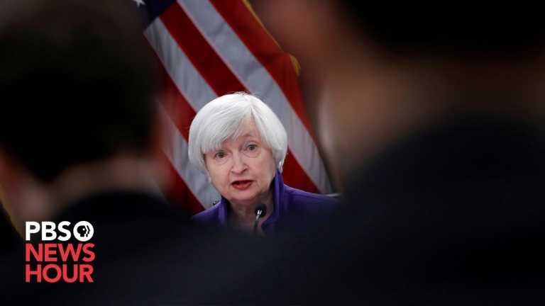 WATCH: Janet Yellen's Senate confirmation hearing for Secretary of the Treasury