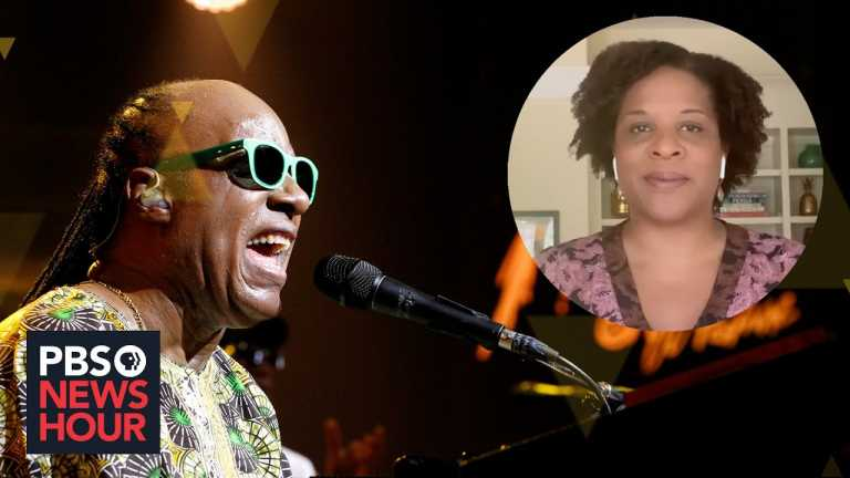 WATCH: Tayari Jones on why she's turning to the comfort of this Stevie Wonder song