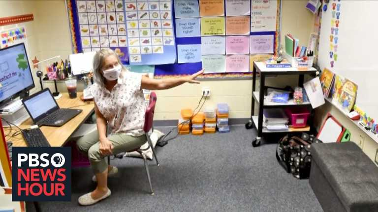 How the pandemic could cause significant 'learning loss' for students