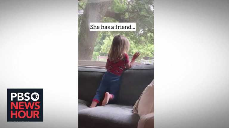 During a tough year, viral video captures spontaneous moments of joy