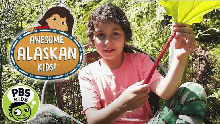 Molly of Denali | Awesome Alaskan Kids: Food in Juneau | PBS KIDS