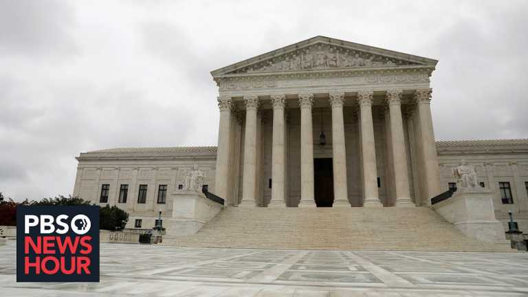 Supreme Court reviews Trump effort to change census data on immigrants
