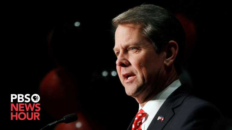 WATCH: Georgia Gov. Brian Kemp speaks on the next phase of COVID-19 vaccine rollout