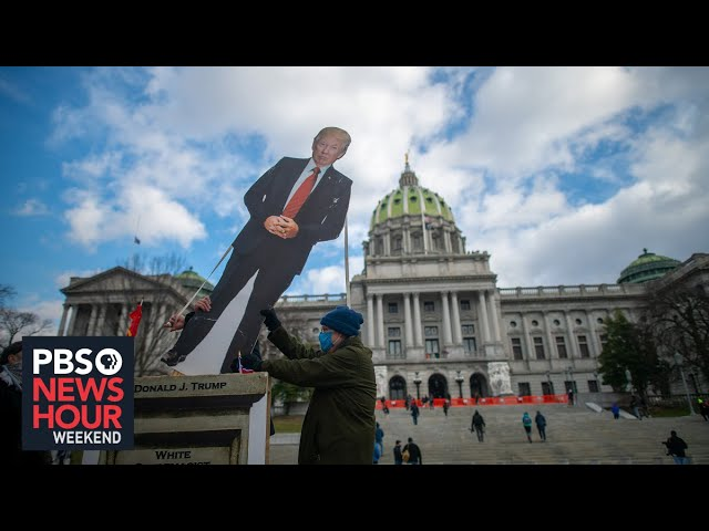 Police on horseback, drones: PA Capitol grounds tighten security