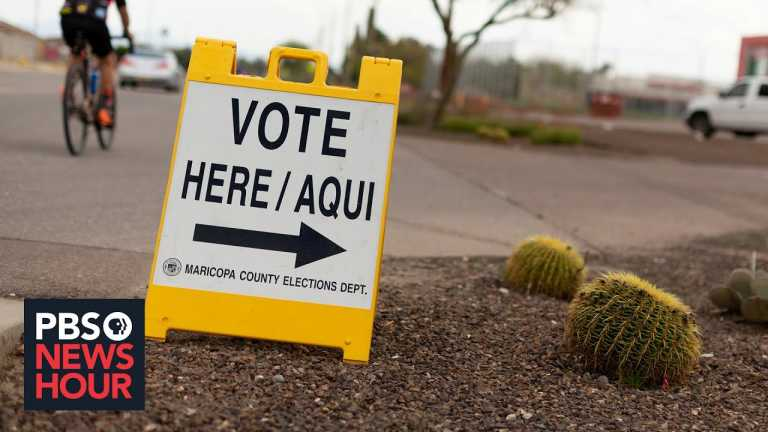 Why Arizona's Latino vote could be making a 'big change' this year