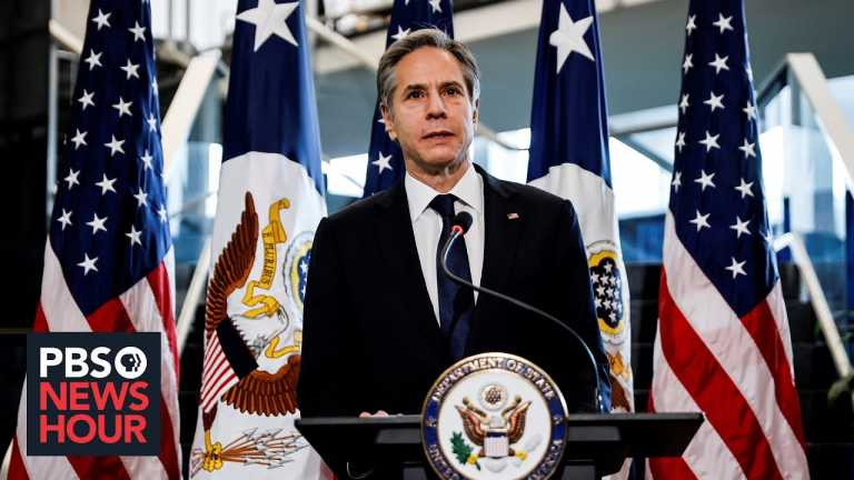 America's top diplomat faces challenges on multiple fronts