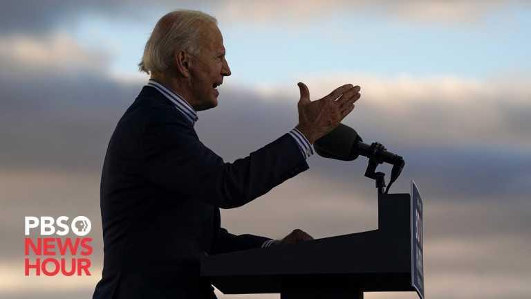 WATCH: Biden formally announces Cabinet members
