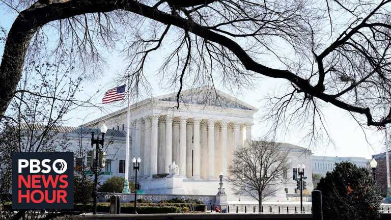 Supreme Court denies Texas attempt to overturn election results