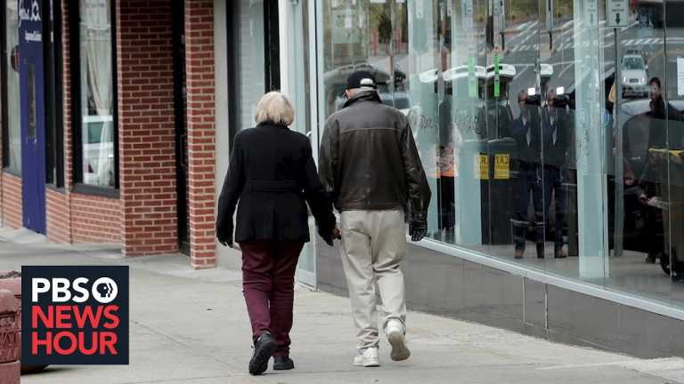 Older workers carry on, even when life itself is life-threatening