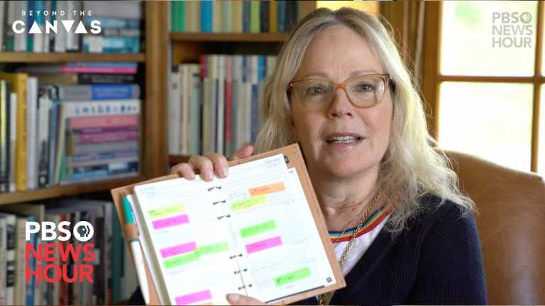 Dani Shapiro on how COVID changed the way she uses a planner | Mementos 2020