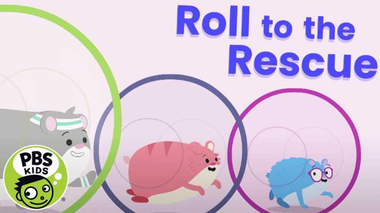 Team Hamster! | Roll to the Rescue | PBS KIDS
