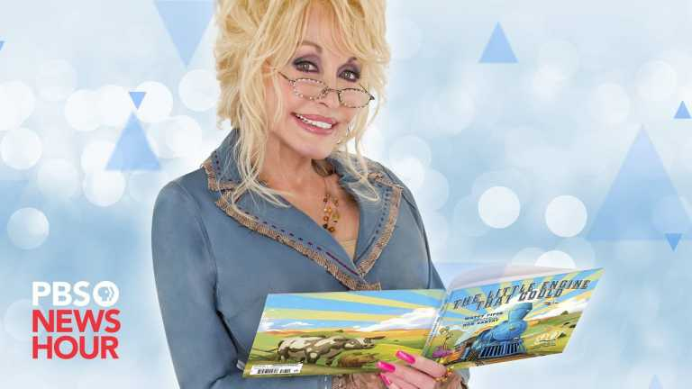 WATCH: Dolly Parton on why she devoted her life to helping children read