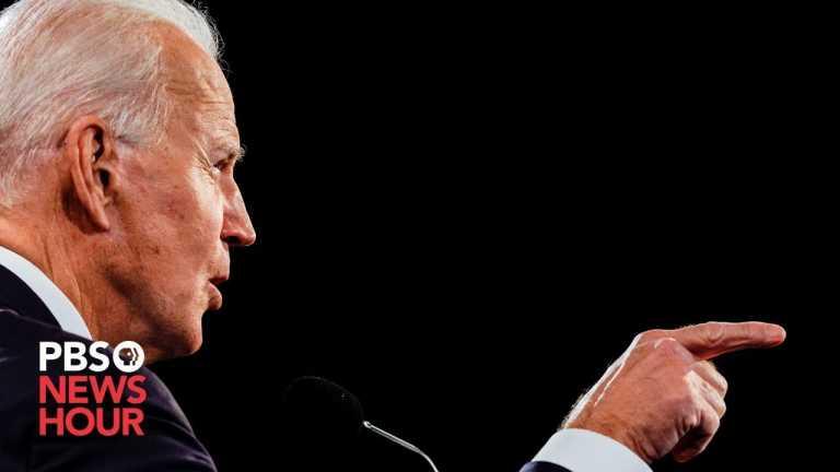 WATCH: Biden expected to speak in Wilmington