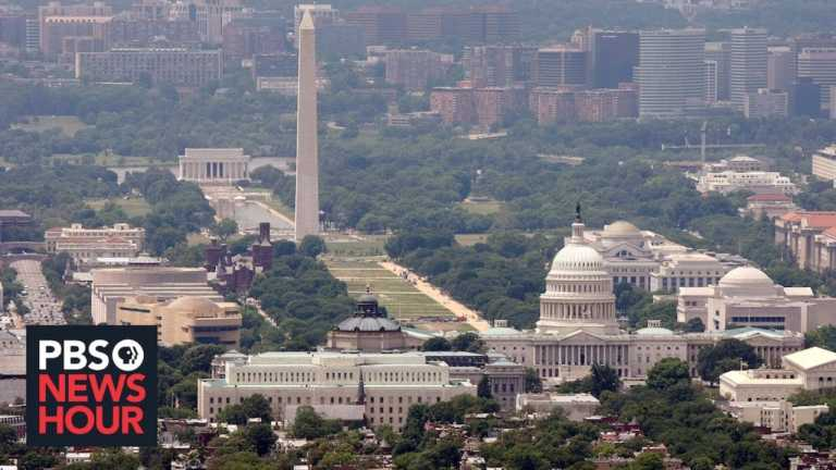 LISTEN LIVE: DOJ discusses criminal charges against Capitol attackers
