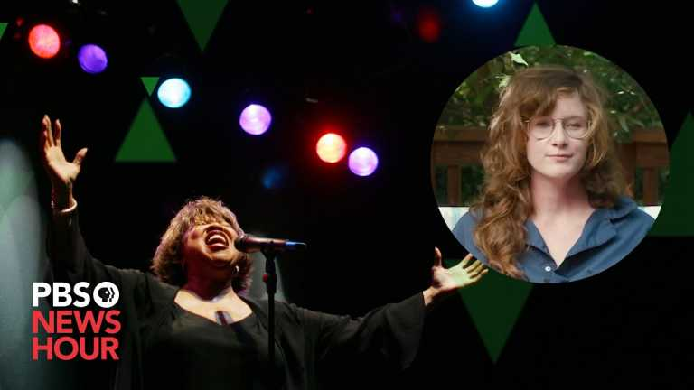 WATCH: S.G. Goodman on why this Mavis Staples song is the 'song of the hour'
