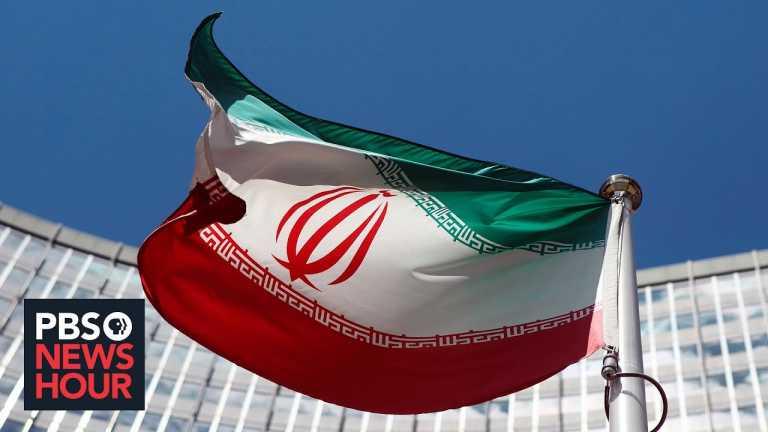 News Wrap: U.S. imposes new sanctions on Iran