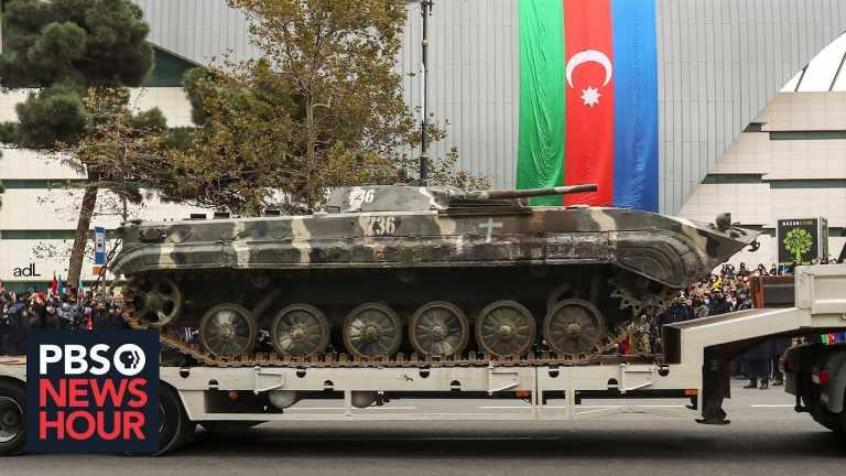 Brutal war between Azerbaijan, Armenia makes peace a hard bargain