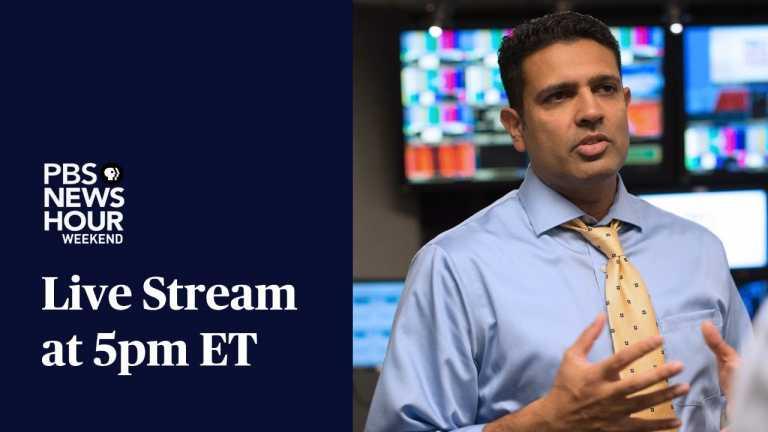 PBS NewsHour Weekend Live Show: November 1, 2020