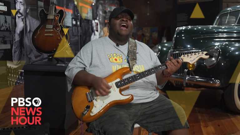 WATCH: Christone 'Kingfish' Ingram performs his song 'Before I'm Old'