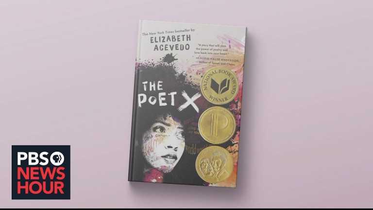 Author Elizabeth Acevedo on writing a coming-of-age novel