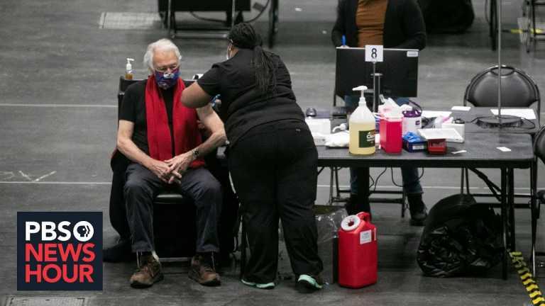 Biden promises major changes for vaccine distribution amid skyrocketing deaths