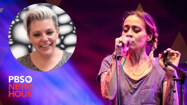 WATCH: Natalie Maines on why she's had this Fiona Apple album on repeat