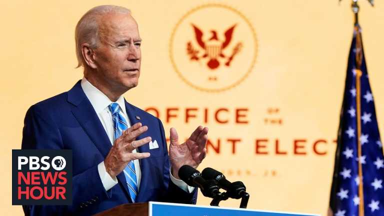 Analyzing Biden's possible pick for secretary of defense
