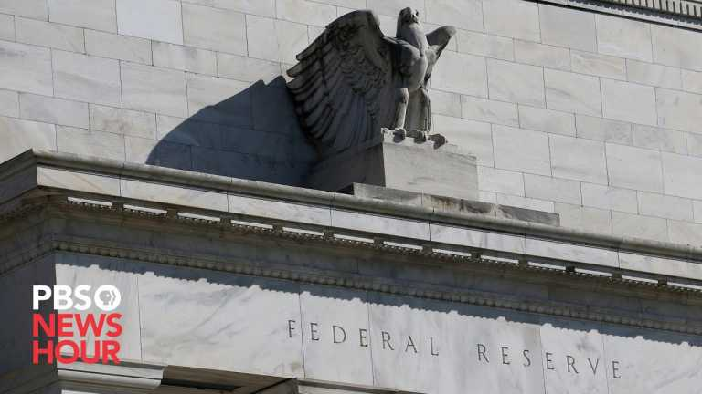 WATCH: Federal Reserve gives update on economy, interest rate policy