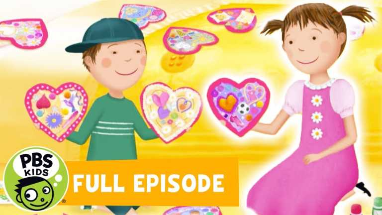 Pinkalicious & Peterrific FULL EPISODE | Pink Love / Duocorn | PBS KIDS
