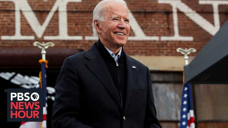 Biden names key climate officials in departure from Trump
