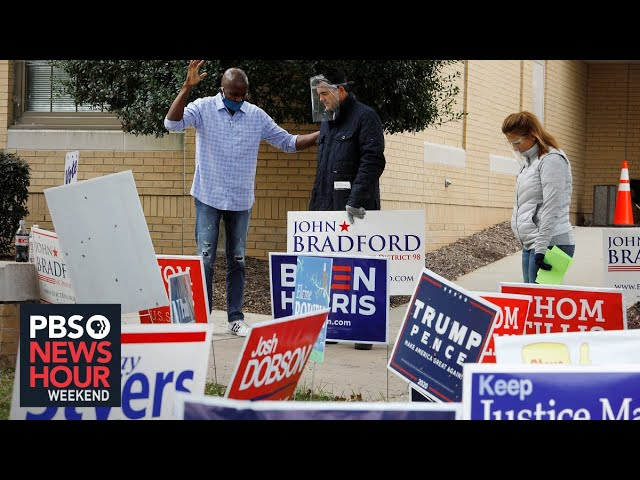 Young North Carolinans turnout in droves to vote
